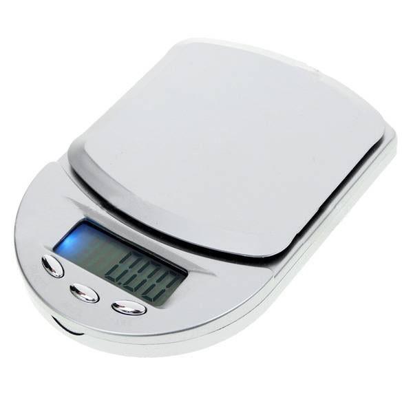 Kapesní digitální mikrováha do 100g přesnost 0,01g