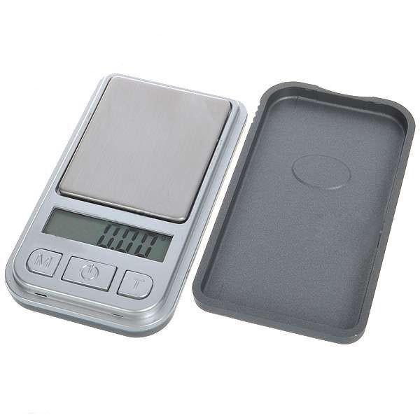 KL-398 Mini digitální kapesní váha do 200g přesnost 0,01g