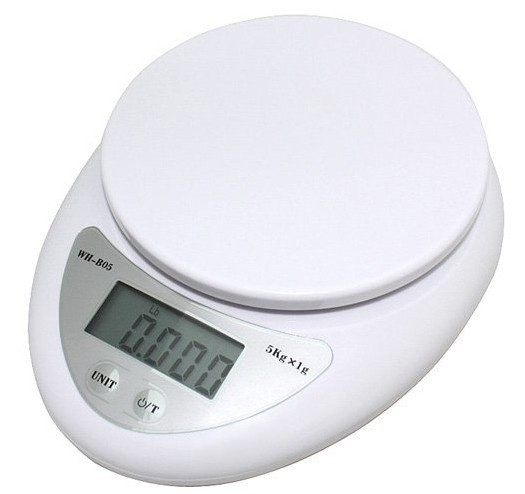 WH-B05 Digitální kuchyňská váha do 5kg