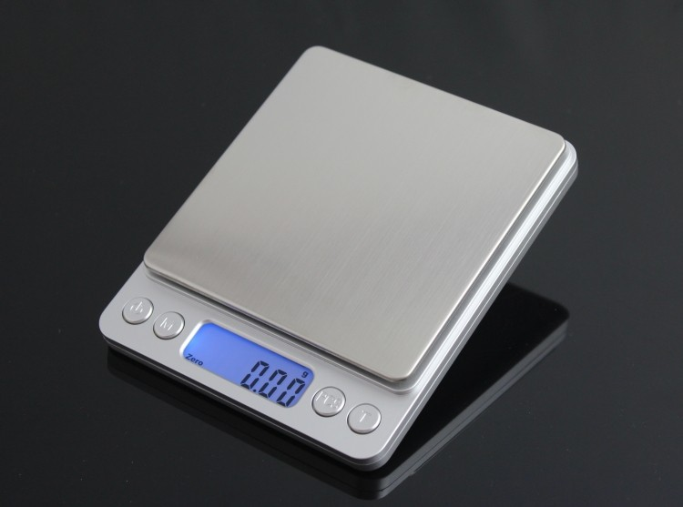 KL-I2000 digitální váha do 500g s přesností 0,01g