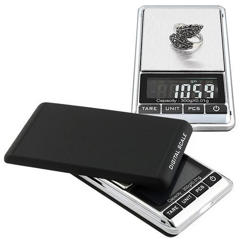 KL-117 Mini přesná digitální kapesní váha 200g Max / 0,01 g