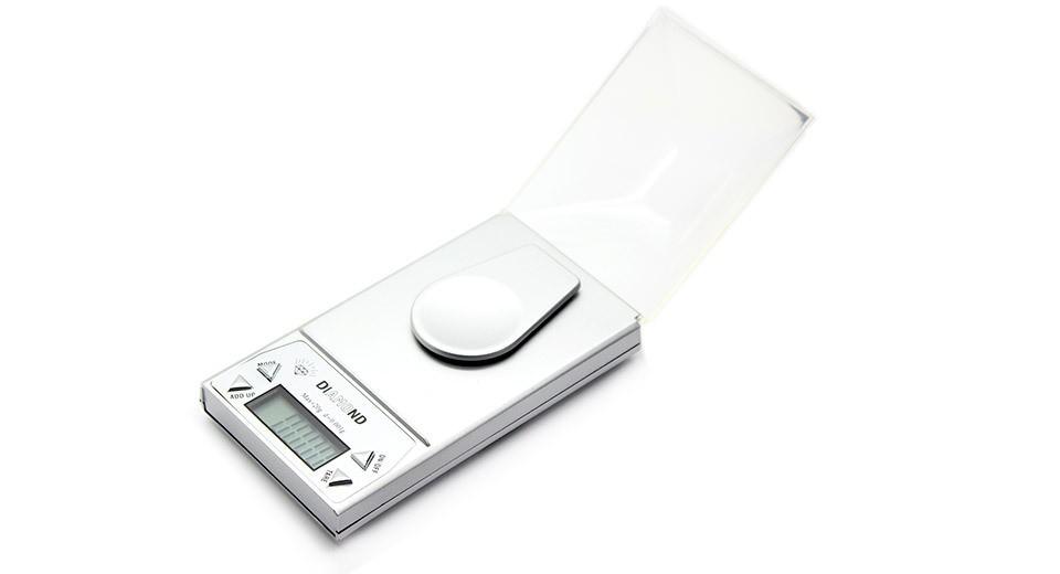 KL-158 Přesná digitální mikrováhy do 50g / 0,001g