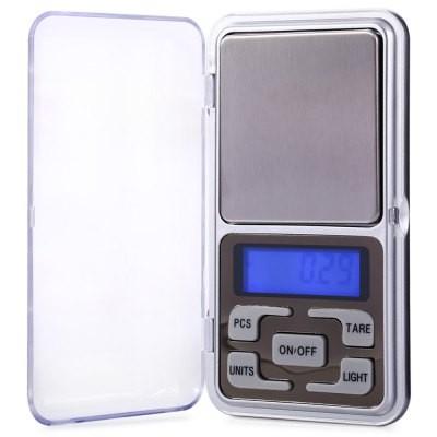 Digitální váha do 200g / 0,01 g KL-668