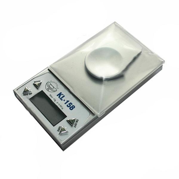 Velmi přesná digitální mikrováha do 20g přesnost 0,001g