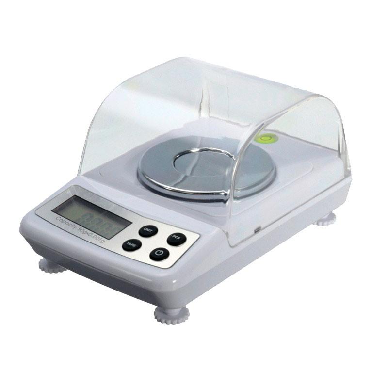 Klenotnická digitální váha do 50g / 0,001g
