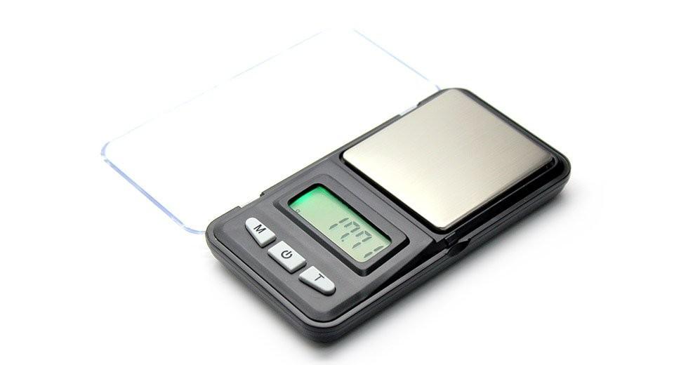 KL-138 Mini digitální váha do 500g s přesností 0,1g