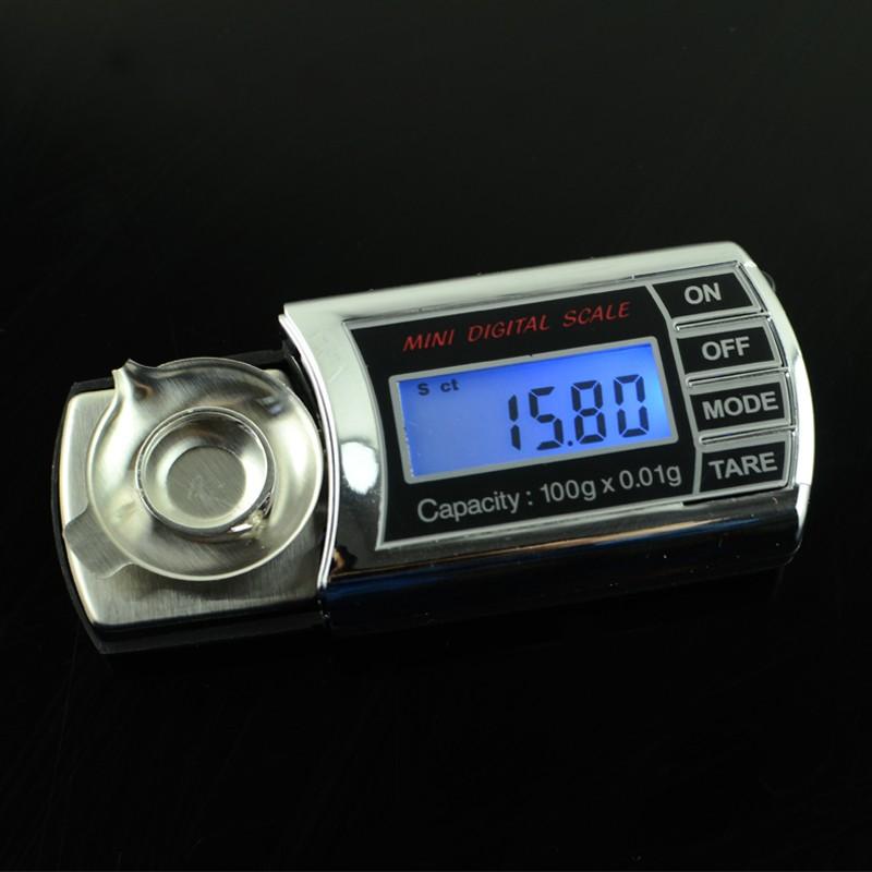 DS-11 mini digitální váha do 10g / 0,001g