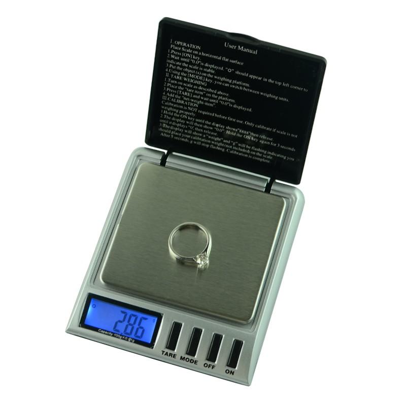 DS-71 Kapesní digitální váha do 100g / 0,01 g