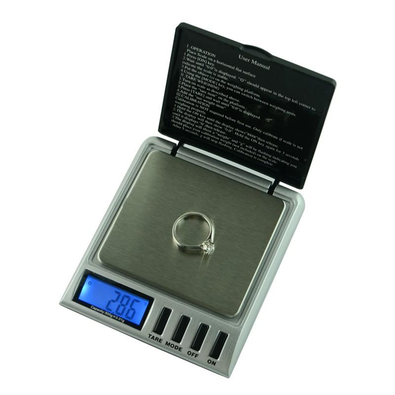 DS-71 Kapesní digitální váha do 500g / 0,01 g