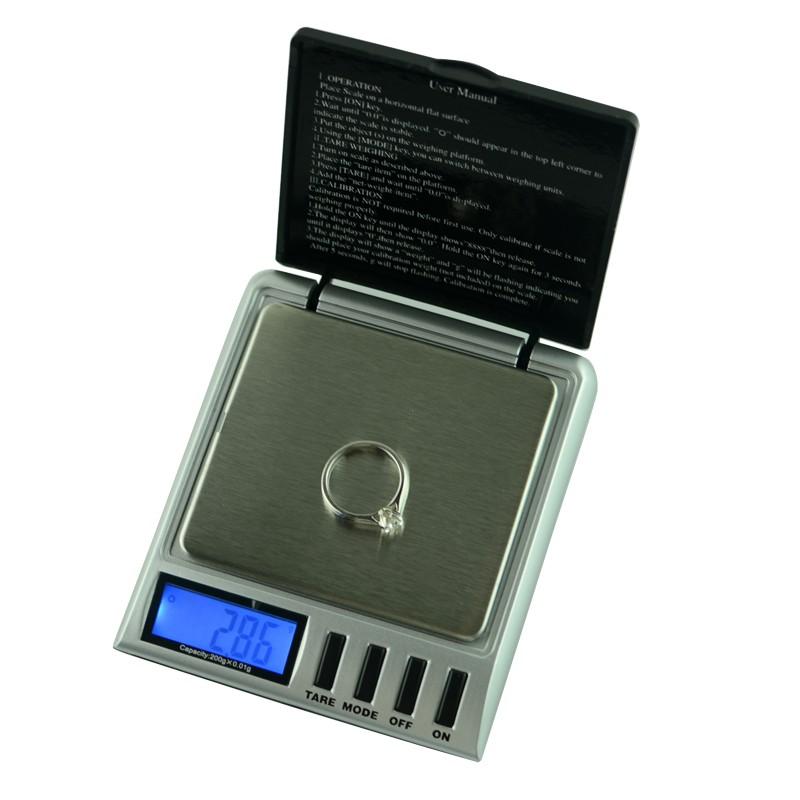 DS-71 Kapesní digitální váha do 200g / 0,01 g