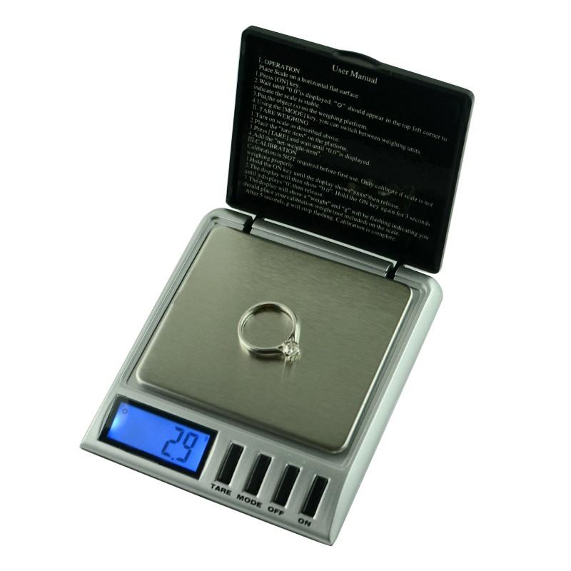 DS-71 Kapesní digitální váha do 300g / 0,01 g