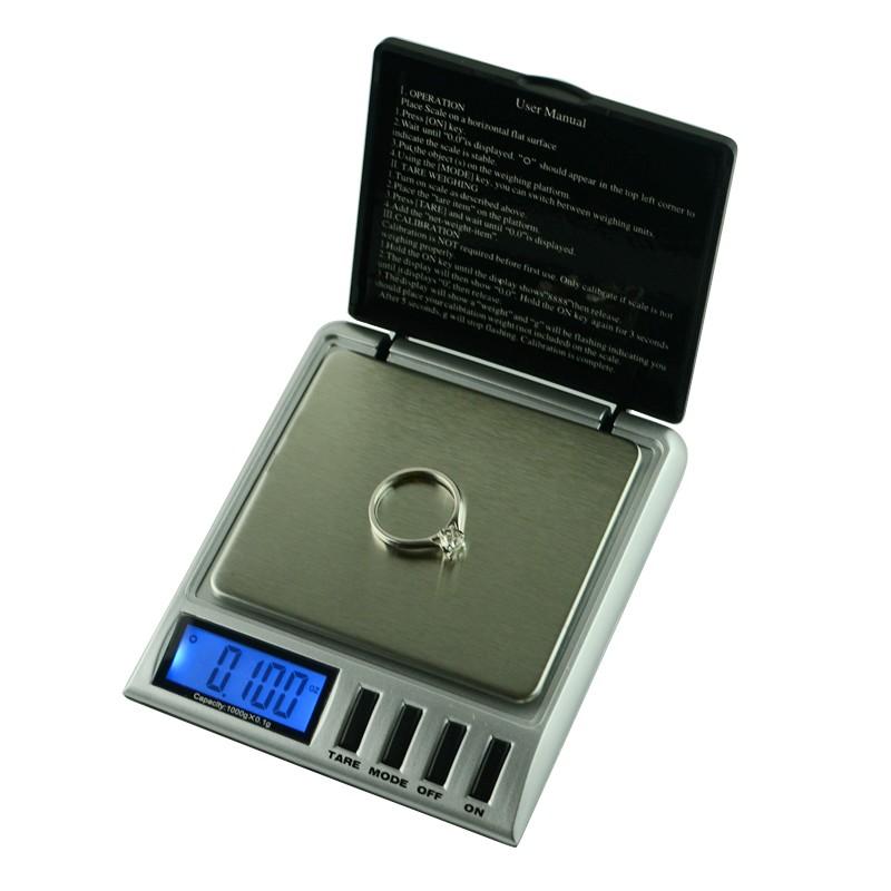DS-71 Kapesní digitální váha do 1000g / 0,1g
