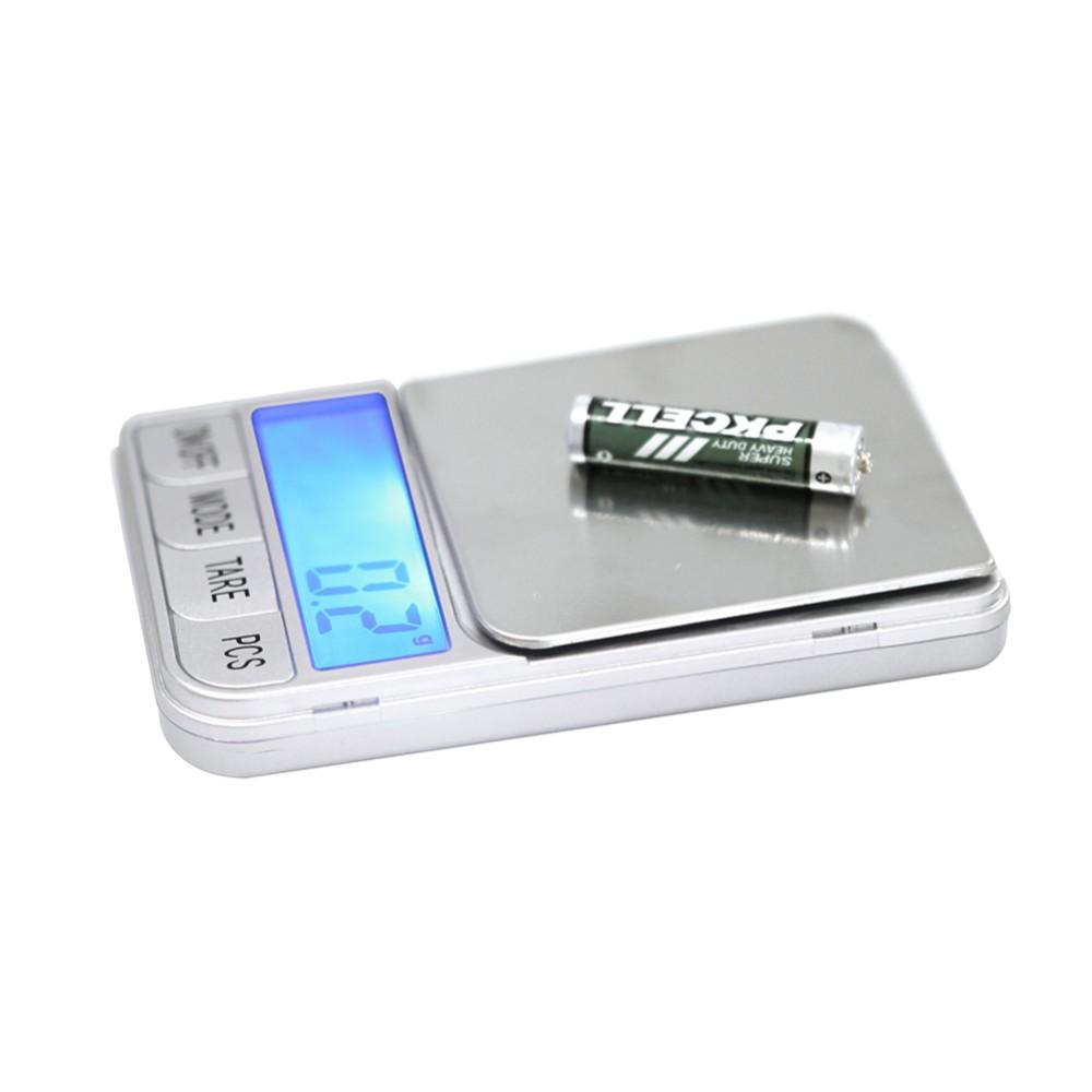 Digitální kapesní váha BP-N do 2000g / 0,1g