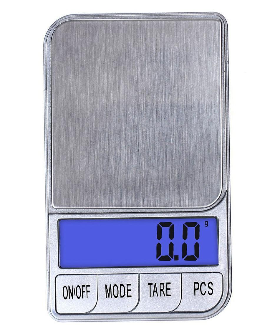 Digitální kapesní váha BP-N do 500g / 0,01 g