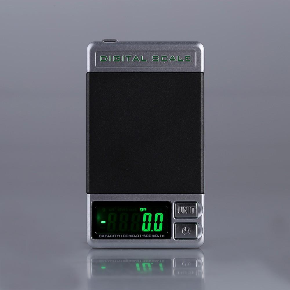 DS86 Digitální váha DUAL 100 / 500g 0,01g / 0,1g